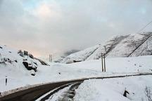 برف و باران استان مرکزی را فرا می گیرد