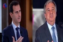 دبیرکل سازمانملل: تهدید کاخسفید علیه اسد جدی است