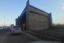پل روگذر تقاطع ریلی آستارا 45 درصد پیشرفت فیزیکی دارد