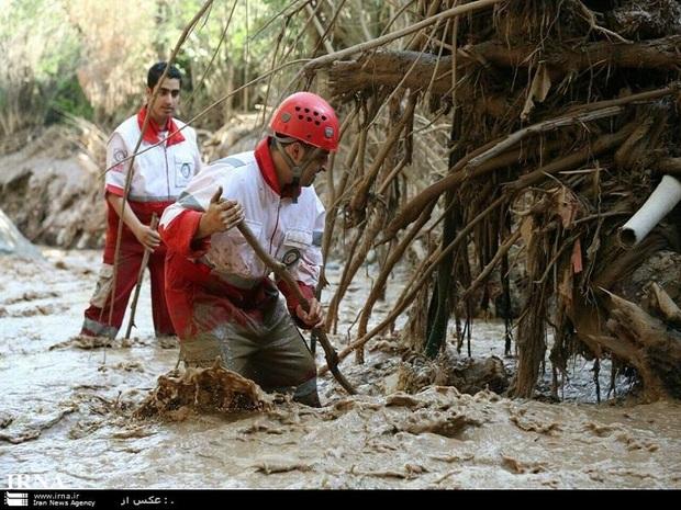 تیمهای امدادی به مناطق سیلابی خراسان رضوی اعزام شدند