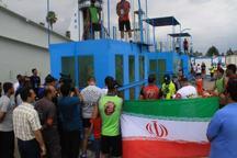 ایران قهرمان مسابقات غواصی عمق ارتش های جهان شد