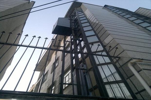 نصب آسانسور در ساختمان های با 7 متر ارتفاع اجباری شد