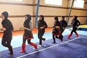 قابلیت ها و مشکلات ورزش بانوان استان اردبیل