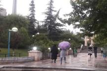 افت دما و وزش شدید باد برای استان تهران پیش بینی می شود