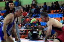 تیم کشتی پیشکسوتان کرمانشاه مقام سوم مسابقات قهرمانی کشور را کسب کرد
