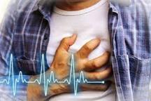 بیماری قلبی همچنان درصدر عوامل مرگومیر استان