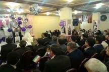 مردم بخش لوندویل آستارا پیروزی روحانی در انتخابات را جشن گرفتند