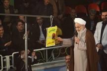 گلبانگ انقلاب در مدارس قزوین نواخته شد