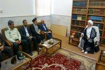 کمک 500 میلیون ریالی آیتالله مکارمشیرازی به زندانیان جرایم غیرعمد