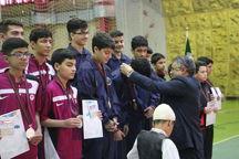 رقابت های ورزشی دانش آموزان پسر کشور در گیلان پایان یافت