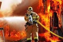 ماموران آتش نشانی بروجرد 1781 عملیات امدادرسانی انجام دادند