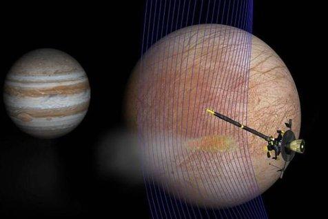 نشانه هایی از آب در قمر مشتری کشف شد