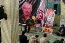 عزت ایران اسلامی ارمغان اطاعت از ولی فقیه است