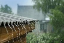 24  میلیمتر باران در لنده بارید