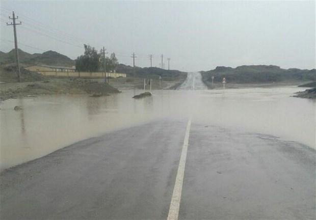 ریزش 60 میلی متر باران در سیستان وبلوچستان سیل به راه انداخت