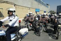 46 درصد تلفات جاده ای استان مرکزی موتورسیکلت سواران هستند