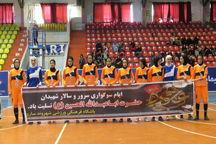 نخستین پیروزی شهروند در لیگ برتر فوتسال بانوان