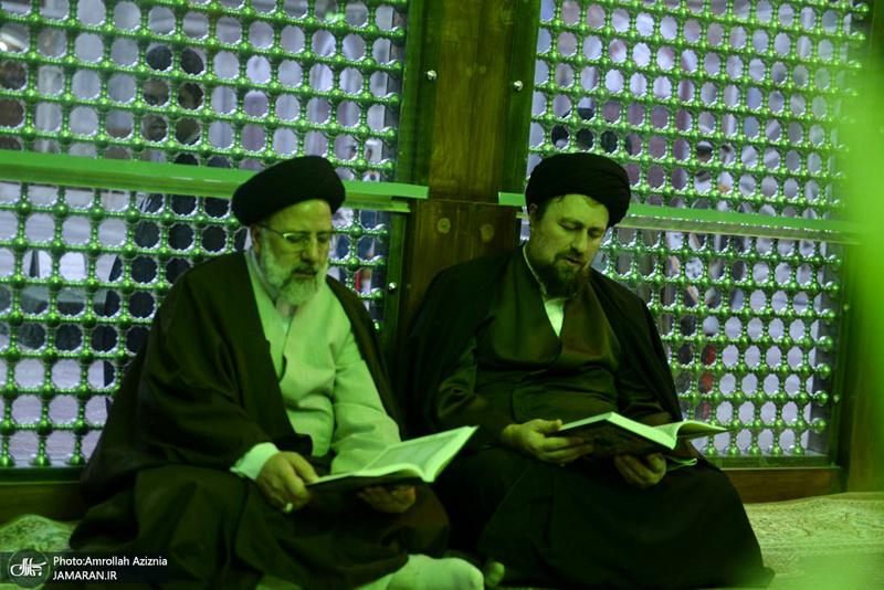 تجدید میثاق رئیس جدید دستگاه قضا با آرمان های حضرت امام خمینی(س)