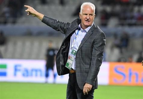 سرمربی سوریه دومین قربانی جام ملت های آسیا