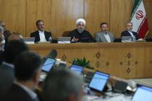 رئیس جمهور روحانی: در اداره استان ها به خواست و مطالبه مردم در دوران انتخابات، باید توجه شود/ مسئولین به شایستهسالاری توجه جدی کنند؛ نباید موضوعاتی مانند اقوام، دوستان و آشنایان تأثیری در انتخابهایشان داشته باشد/ فضای جامعه باید امن باشد، نه امنیتی