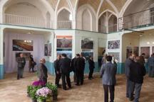 هنرمند سوئیسی نمایشگاه عکس برفراز ایران دایر کرد
