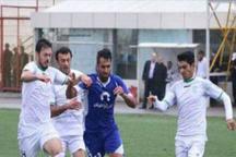 لیگ دسته 2 فوتبال؛ پیروزی داماش گیلان برابر مقاومت تهران