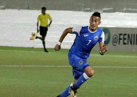 بازیکن نیکاراگوئه ای؛ خرید جدید پدیده شهرخودرو