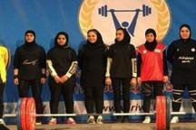 گرگان اولین میزبان مسابقات وزنه برداری زنان شد