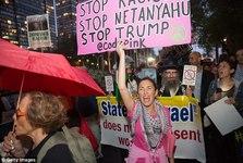 نتانیاهو و ترامپ را متوقف کنید+ تصاویر