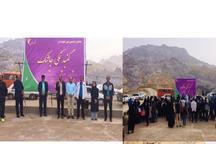 50 برنامه نشاط اجتماعی نوروزی در دیر اجراشد