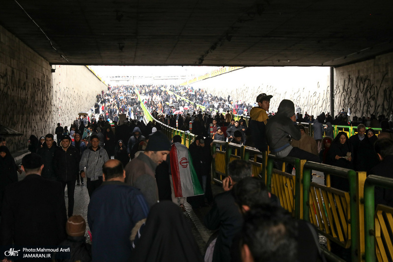 راهپیمایی باشکوه 22 بهمن-3