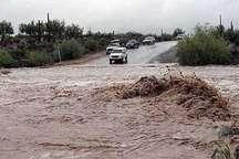 جاده کدکن در مسیر تربت حیدریه - نیشابور مسدود شد