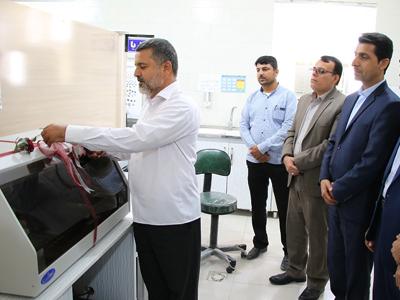 مراکز بهداشتی عسلویه وچاه مبارک به تجهیزات آزمایشهای ازدواج مجهز شد