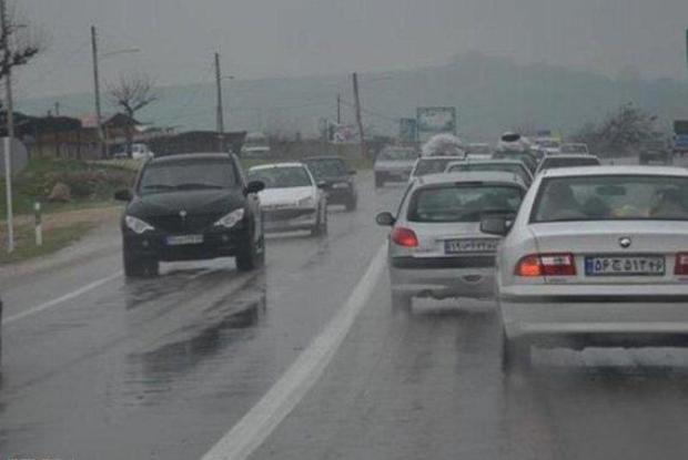 لغزندگی جاده های گیلان و ضرورت مراقبت رانندگان