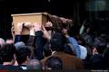 تشییع پیکر قهرمان کاراته کشور و المپیک در شیراز
