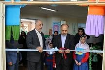 نمایشگاه 500 اثرخوشنویسی و نقاشی کودکان در خوی افتتاح شد