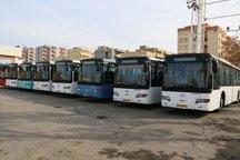 تحویل 75 دستگاه اتوبوس جدید به ناوگان حمل و نقل عمومی تبریز