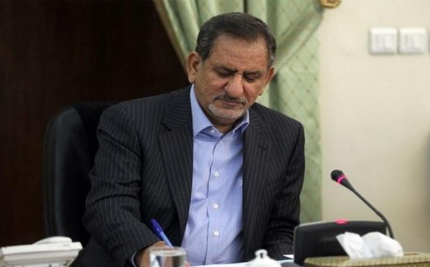 دستور جهانگیری برای بررسی مشکلات تهران