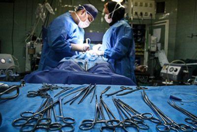 بیمار سرطانی از شدت استرس عمل جراحی فوت کرد