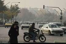 استمرار آلایندهها تا عصر پنجشنبه در البرز