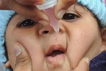 80 هزار کودک خراسانی قطره فلج اطفال دریافت می کنند