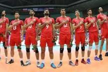 تیم ملی والیبال  ایران وارد اردبیل شد