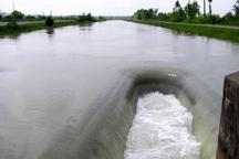 ادامه رهاسازی آب سد مخزنی سفیدرود  سال زراعی پرآب شالیکاران گیلانی