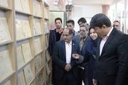 طرح ملی کتابخانه گردی در استان یزد برگزار شد