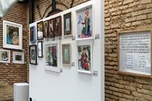 نمایشگاه گروهی نقاشی بهار ایرانی در پنج نگارخانه شیراز گشایش یافت