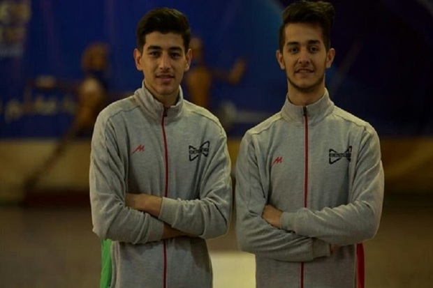 2 شمشیرباز جوان ارومیه ای عازم رقابت های قهرمانی آسیا شدند