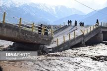 خسارت 220 میلیارد ریالی سیل به تاسیسات راهسازی آذربایجان غربی