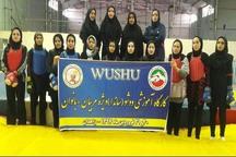 آموزش مربیان ووشو سیستان و بلوچستان آغاز شد