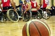 تیم بسکتبال با ویلچر اراک بر هیات فارس غلبه کرد