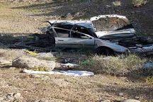 2کشته و 10 زخمی حاصل واژگونی پژو افغان کش در محور ایرانشهر- خاش